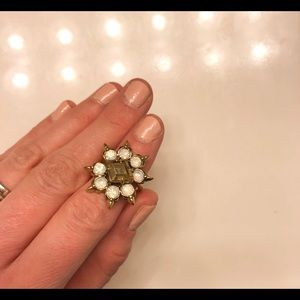 Stella & Dot Cocktail Ring